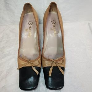 Authentic Vintage CHANEL Heels